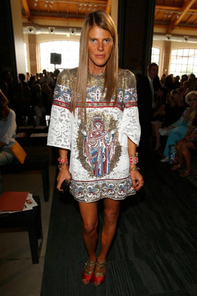 ana delo ruso italijanska modna blogerka 2 Stil blogerke: Ana Delo Ruso