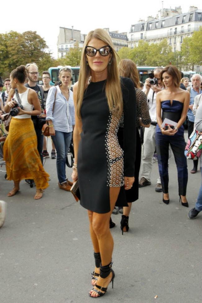 ana delo ruso italijanska modna blogerka 6 Stil blogerke: Ana Delo Ruso