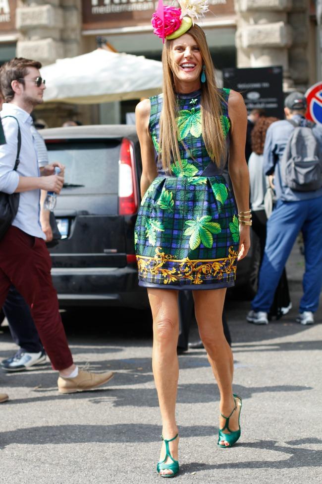 ana delo ruso italijanska modna blogerka 7 Stil blogerke: Ana Delo Ruso
