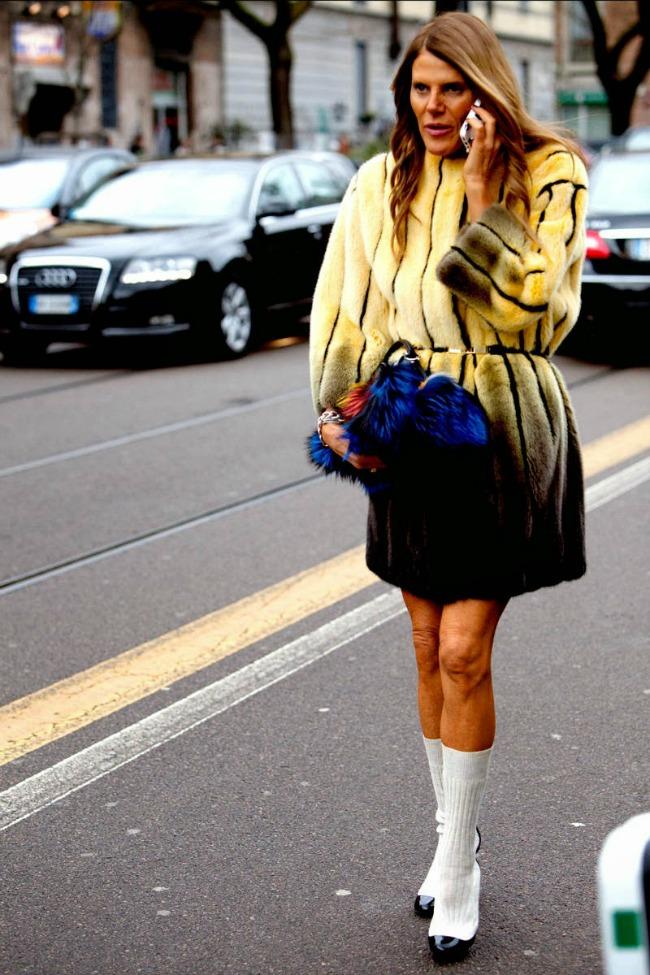 ana delo ruso italijanska modna blogerka 8 Stil blogerke: Ana Delo Ruso