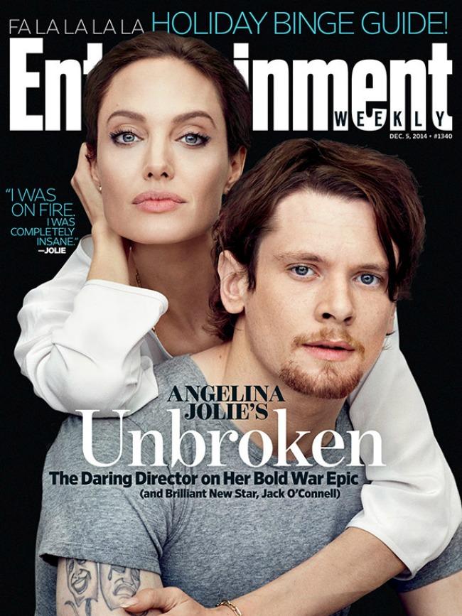 andjelina dzoli je nesalomiva na novoj naslovnici 1 Anđelina Džoli je nesalomiva na novoj naslovnici