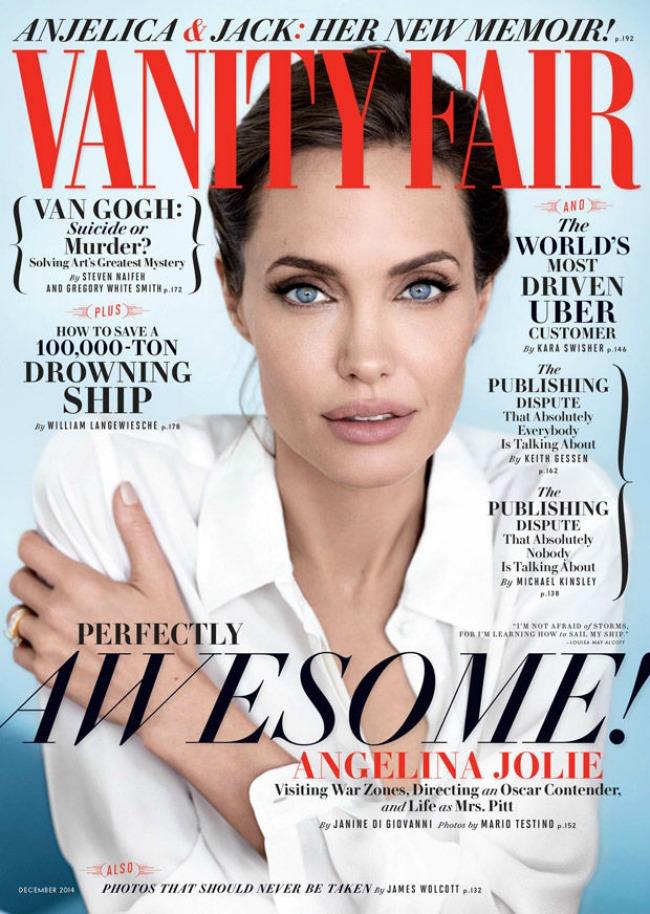 andjelina dzoli je vanity fair zena godine 1 Anđelina Džoli je Vanity Fair žena godine