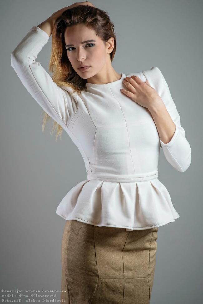 andrea Wannabe intervju: Andrea Jovanovska, modni dizajner