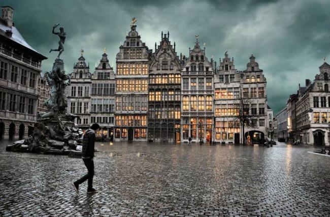 antverpen Najbolje turističke destinacije Belgije