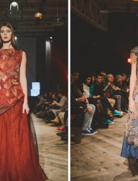 Prvi dan Balkan Art Fashion Event-a: Inspiracija počinje