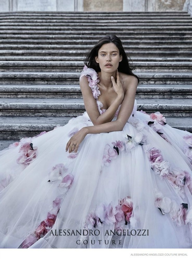 bjanka balti u vencanicama alessandro angelozzi couture 3 Bjanka Balti u venčanicama Alessandro Angelozzi Couture