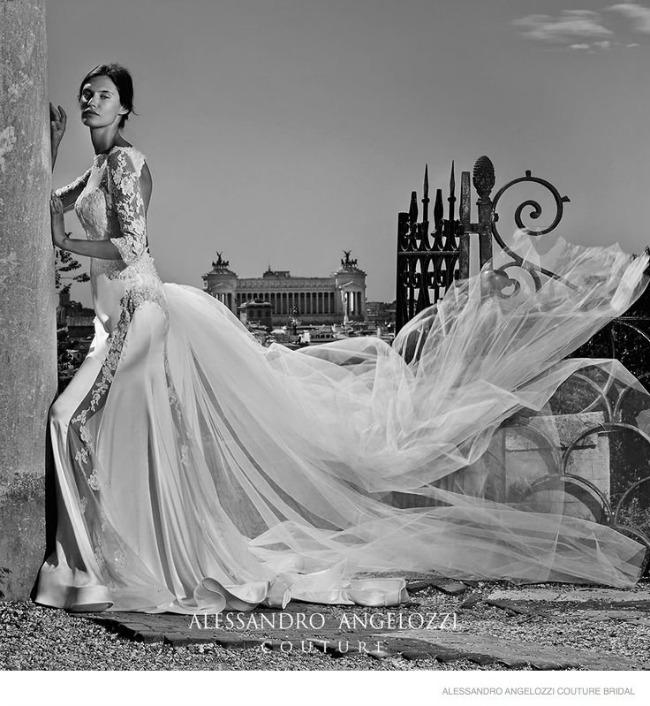 bjanka balti u vencanicama alessandro angelozzi couture 6 Bjanka Balti u venčanicama Alessandro Angelozzi Couture