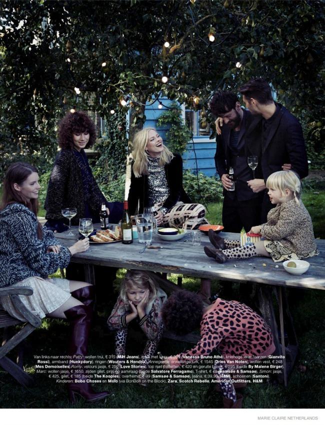 boemski stil u editorijalu magazina marie claire 10 Boho stil u editorijalu magazina Marie Claire