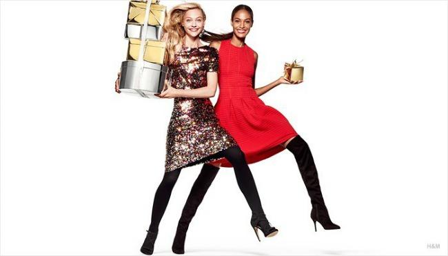 bozicna kampanja brenda hm 2 Božićna kampanja brenda H&M