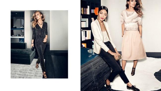 brend hm predstavio praznicnu kolekciju 3 Brend H&M predstavio prazničnu kolekciju