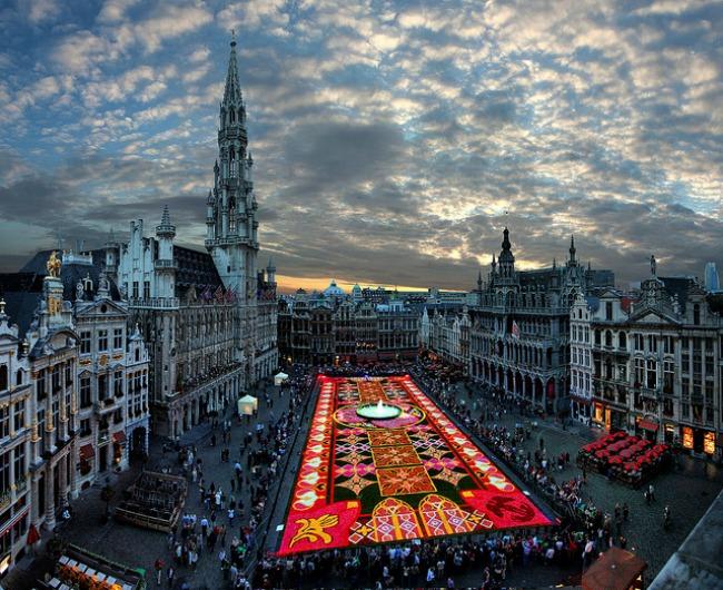 brisel Najbolje turističke destinacije Belgije
