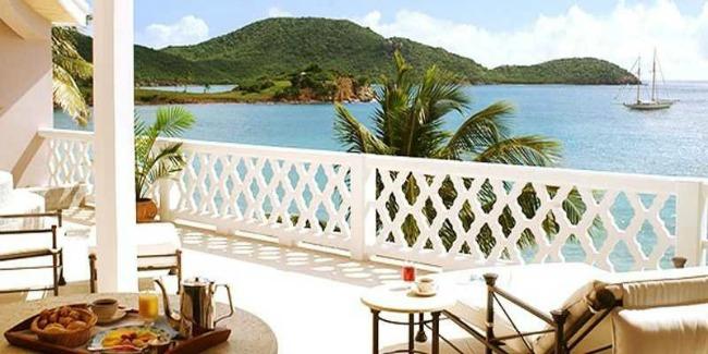 curtain bluff  Karibi i njihovi najlepši hoteli