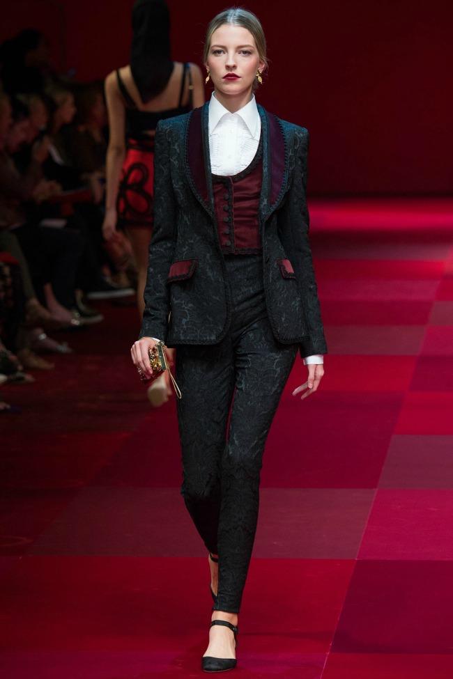 dolce gabanna Hit sezone: Pantalone sa visokim strukom