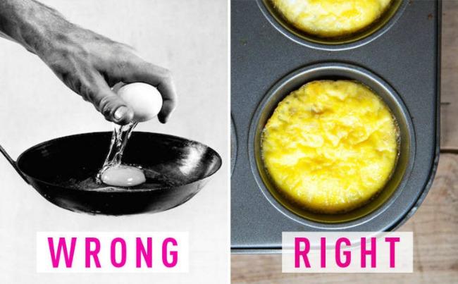 dorucak trik 2 Pripremite doručak sa novim trikovima