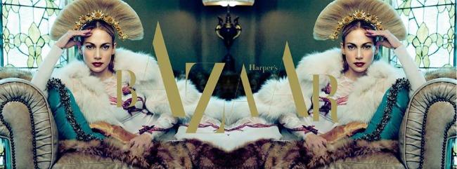 dzenifer lopez krasi naslovnicu magazina harpers bazaar 2 Dženifer Lopez krasi naslovnicu magazina Harpers Bazaar
