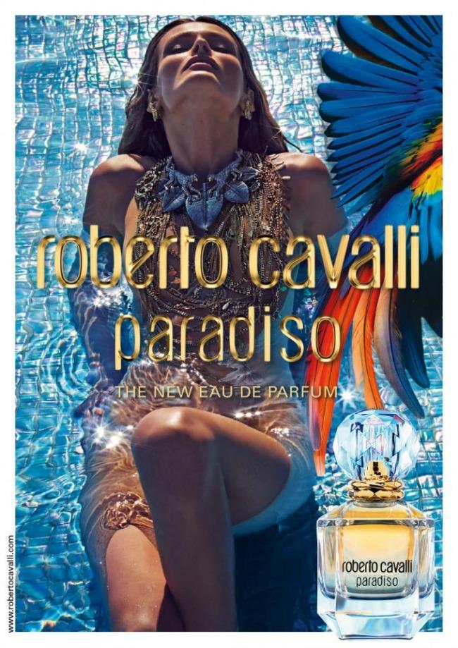 edita vilkevicijut u kampanji brenda roberto cavalli 1 Edita Vilkevičijut u kampanji brenda Roberto Cavalli