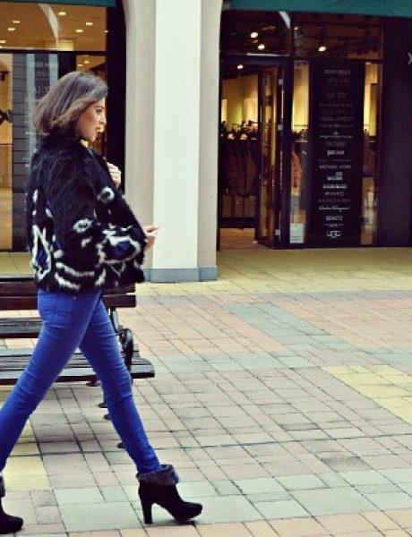 Dnevnik jedne kupoholičarke: Moja zima u plavom