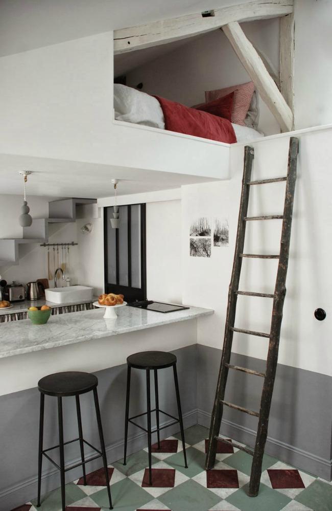 garsonjera 6 Garsonjera: Kako da maksimalno iskoristite prostor