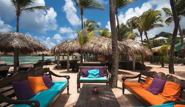 hotel guanahani and spa Karibi i njihovi najlepši hoteli