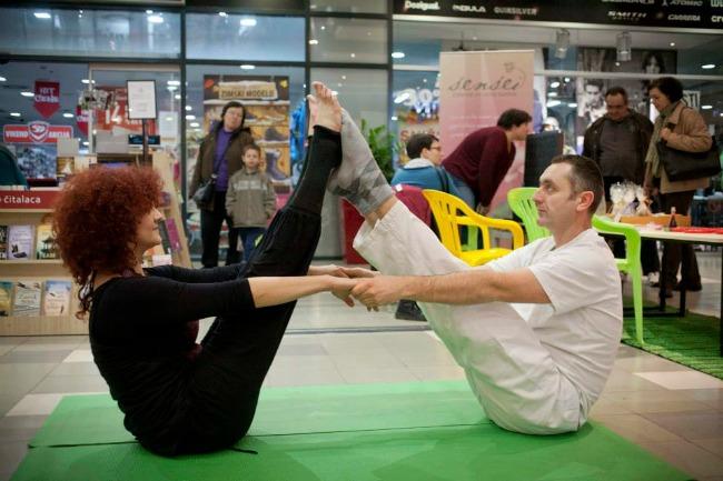 joga immo2 PromenIMMO se: Multimedijalni dani  u Immo Outlet Centru