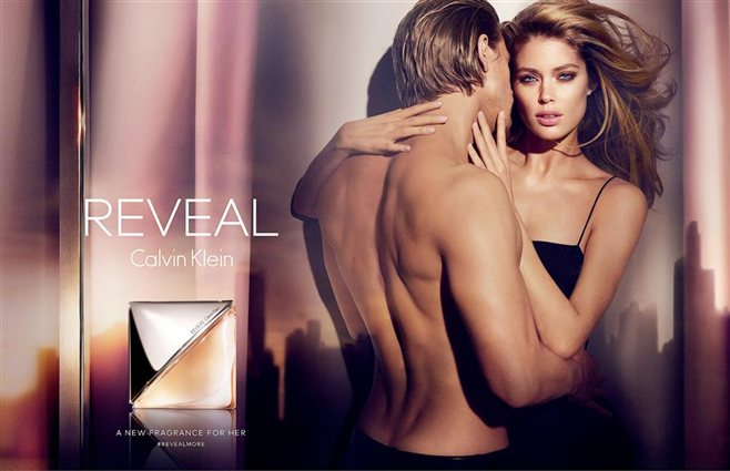 kampanja reveal1 Omiljeni miris sezone: Reveal Calvin Klein