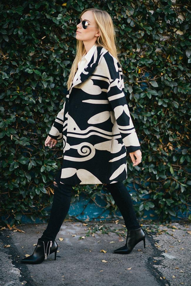 kimberli pes americka modna blogerka 1 Stil blogerke: Kimberli Peš