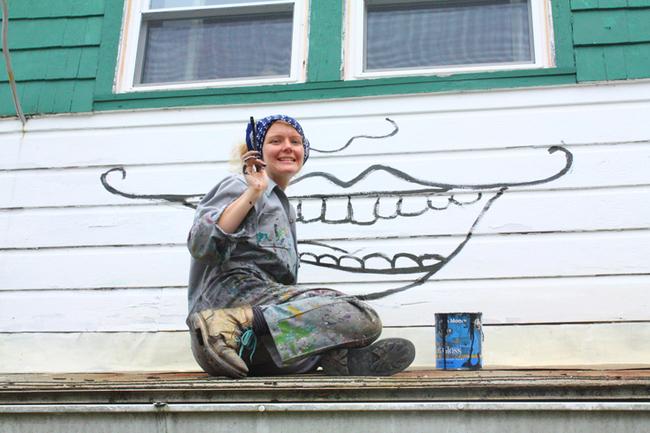 kuca iz maste 4 Kuća iz mašte kao delo umetnika