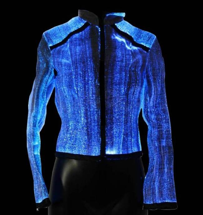 luminous jackettekst Kakva je to pametna garderoba?
