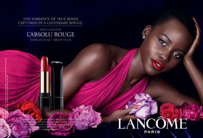 lupita niongo u reklami kozmeticke kuce lancome 1 Lupita Niongo u reklami kozmetičke kuće Lancôme
