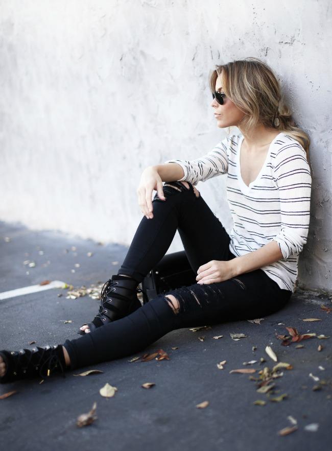 meri seng happily grey 1 Stil blogerke: Meri Seng