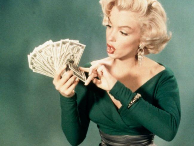 merilin monro Čemu nas mogu naučiti žene milioneri
