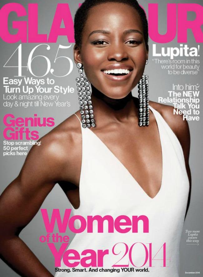 modne vesti romeo bekam lupita niongo i hilari daf glamour naslovnica Modne vesti: Romeo Bekam, Lupita Niongo i Hilari Daf