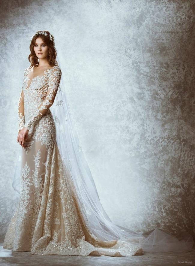 modne vesti zuhair murad rijana i victorias secret jesenja kolekcija vencanica 2015 Modne vesti: Zuhair Murad, Rijana i Victorias Secret