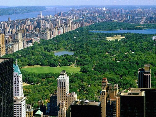 najposecenije turisticke atrakcije na svetu central park Najposećenije turističke atrakcije na svetu