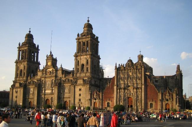najposecenije turisticke atrakcije na svetu katedrala zokalo Najposećenije turističke atrakcije na svetu