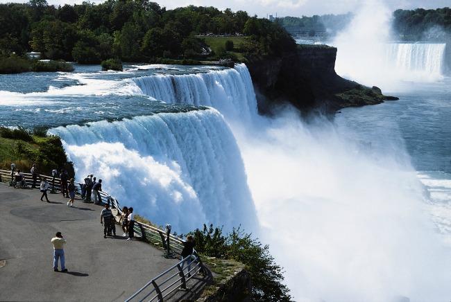 najposecenije turisticke atrakcije na svetu nijagarini vodopadi Najposećenije turističke atrakcije na svetu
