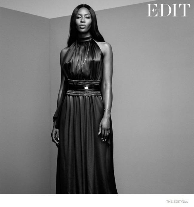 naomi kempbel u editorijalu magazina the edit 2 Naomi Kempbel u editorijalu magazina The Edit