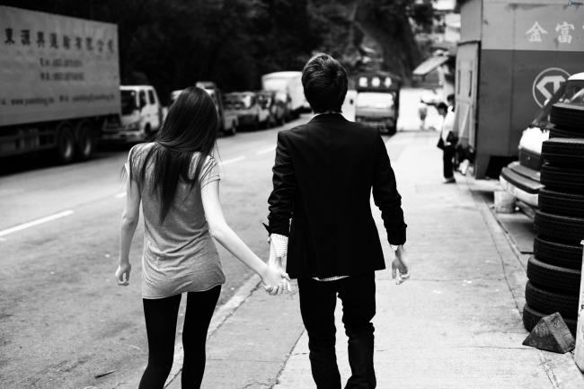 par na ulici Pogrešan izbor partnera   odraz naših uverenja