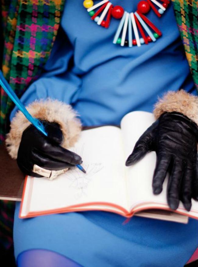 plaverukavicetekst Vreme je za rukavice
