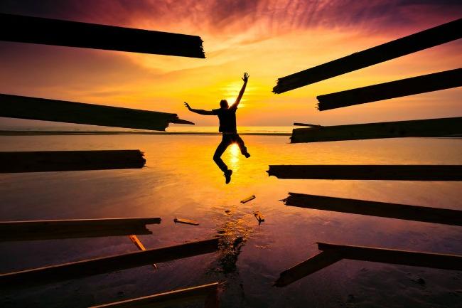 slobodan U zdravom duhu, zdrav razum: Sloboda u pet nivoa