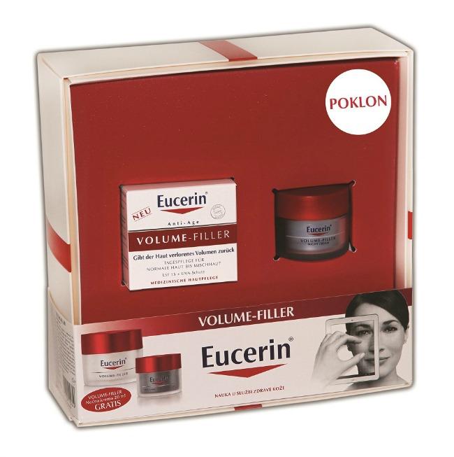 specijalna promotivna pakovanja eucerin volume filler preparata normalna koza Specijalna promotivna pakovanja Eucerin Volume Filler preparata
