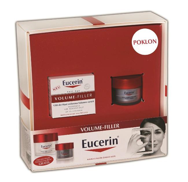 specijalna promotivna pakovanja eucerin volume filler preparata suva koza Specijalna promotivna pakovanja Eucerin Volume Filler preparata