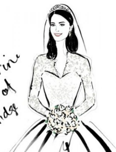 """The Dress"": Nezaboravni modni momenti na ilustracijama"