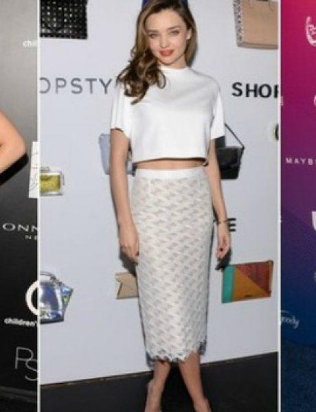 Trend alarm: Pencil suknje srednje dužine