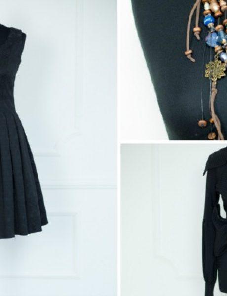 Virtuelni stilista: Večita crna