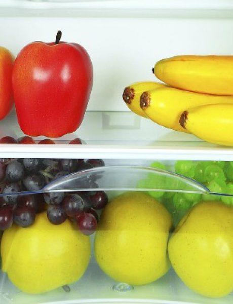 Zdrava hrana iz frižidera nutricioniste