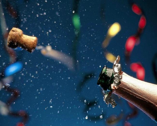 šampanjac Šta treba da obećate sebi za Novu godinu