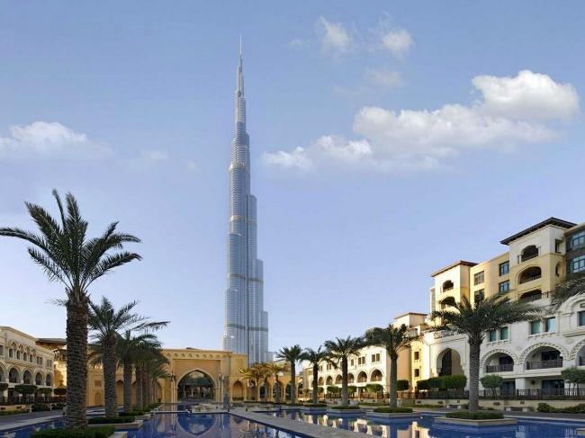 1 Burj Khalifa Najlepše zgrade koje morate videti bar jednom u životu