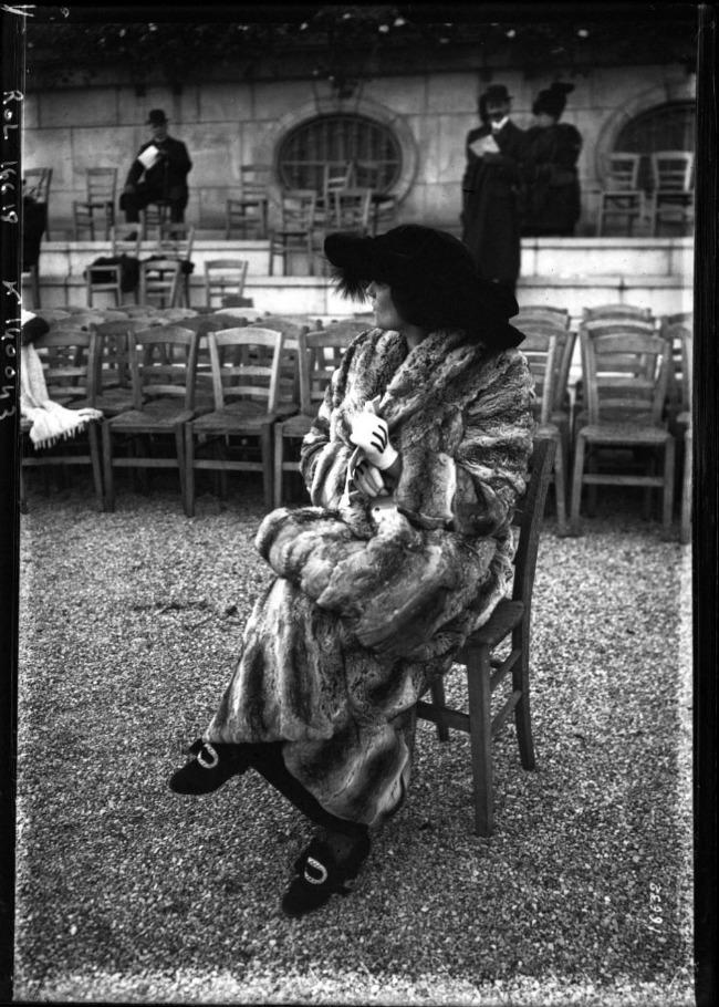 1911 Street Style u Parizu početkom dvadesetog veka