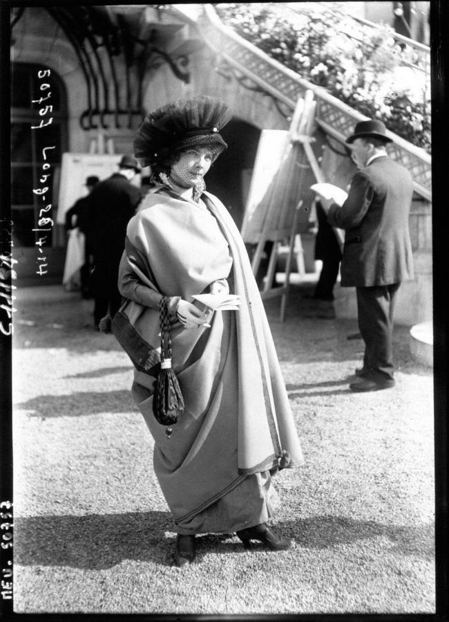1914 2 Street Style u Parizu početkom dvadesetog veka